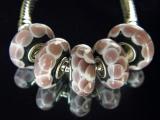 Бусина Пандора (Pandora) Lampwork #00359