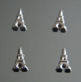 Шармы для кулона Эйфелева башня #02923