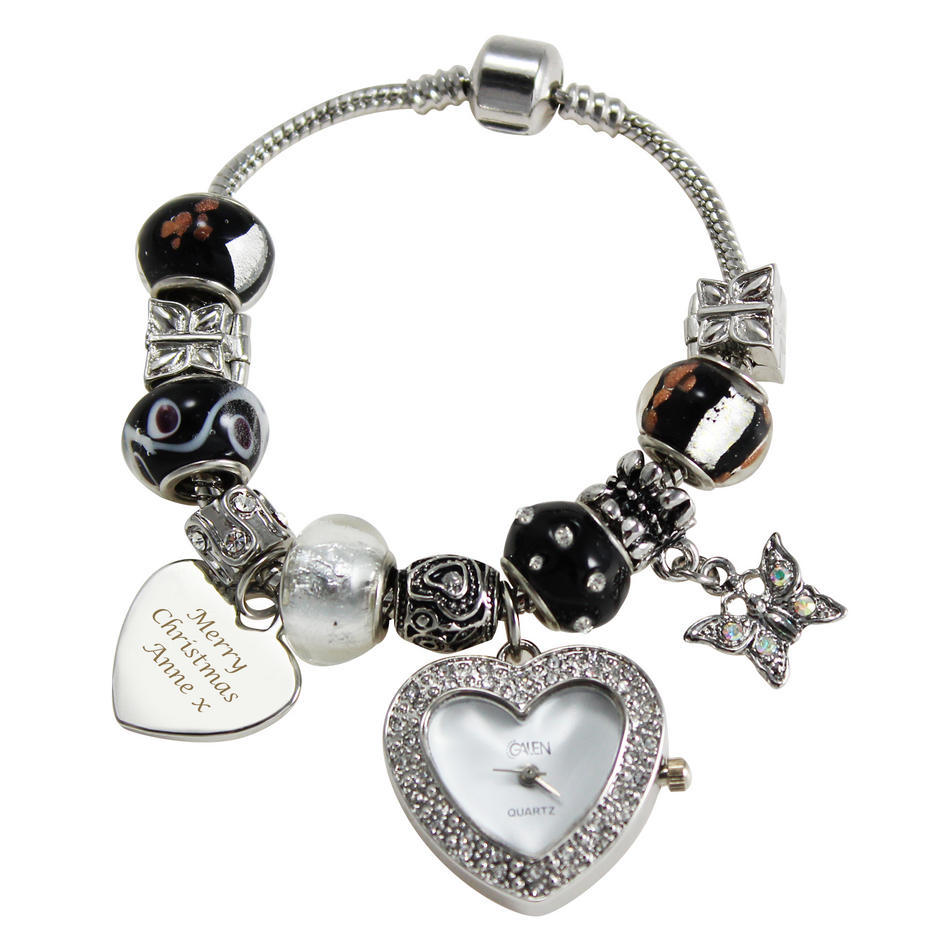 Charm Bracelet Watches: Pandora Bracelet Watch