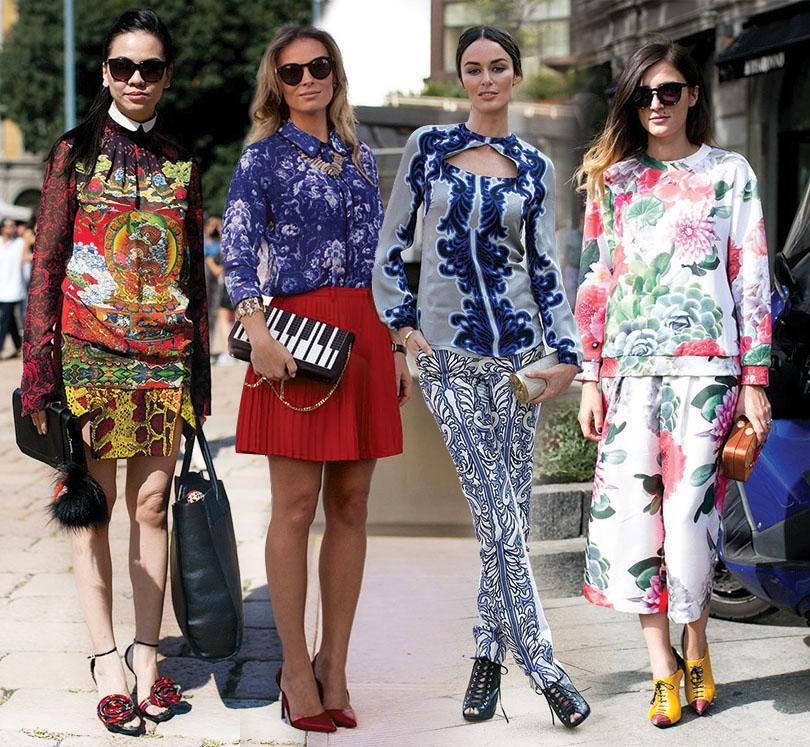 Последний модные тенденции